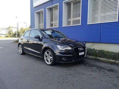 gebraucht Audi A1 Sport 1.4 TFSI S-LINE S-tronic CH-Fahrzeug
