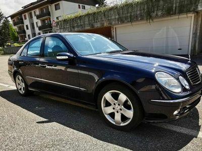 gebraucht Mercedes E500 E-Klasse Mercedes4matic Avantgarde