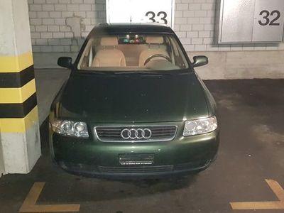 gebraucht Audi A3  151200 km, 2001
