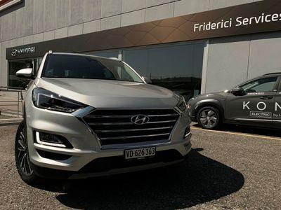 gebraucht Hyundai Tucson 2.0 CRDI Amplia 4WD 48V Mild Hybrid MY20