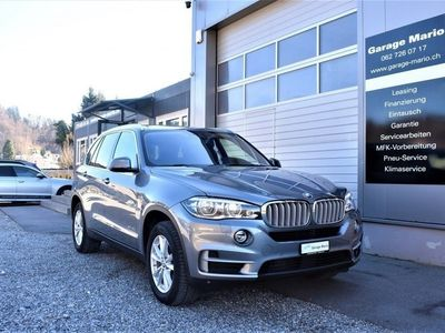 gebraucht BMW X5 xDrive 40d Pure M Sport Plus Steptronic