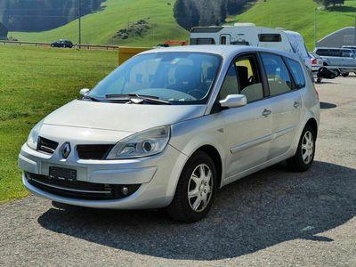 gebraucht Renault Scénic Automat getribe