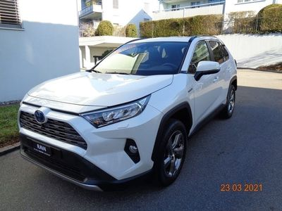 gebraucht Toyota RAV4 RAV42.5 HSD Trend e-CVT 4WD