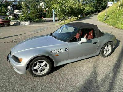 gebraucht BMW Z3 1.8i