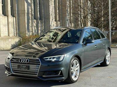 gebraucht Audi A4 Avant 3.0 TDI Sport quattro S-tronic