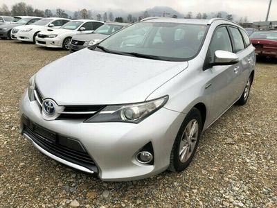 gebraucht Toyota Auris Touring Sports 1.8 16V HSD Linea Luna
