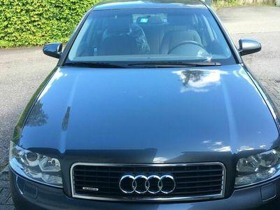 gebraucht Audi A4 QUATTROQuattro 2.5 TDI Limo 2001 133333 Km