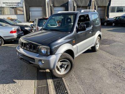 gebraucht Suzuki Jimny 1.3 16V JLX Top