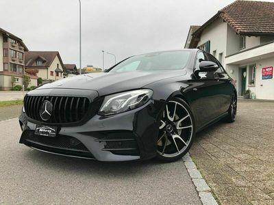 gebraucht Mercedes E53 AMG E-KlasseAMG Black Edition 4Matic+ Speedshift MCT