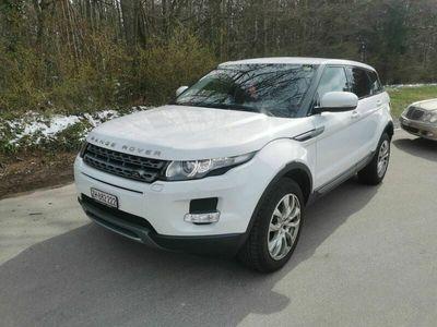 gebraucht Land Rover Range Rover evoque Range Rover Evoque 2.2 TD 2.2 TD