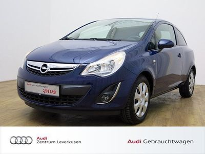 gebraucht Opel Corsa 1.2 16V Satellite PORT NAVI KLIMA