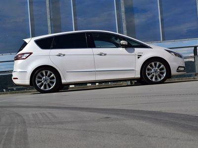 gebraucht Ford S-MAX 2.0 TDCi VIGNALE POWERSHIFT l 210 PS