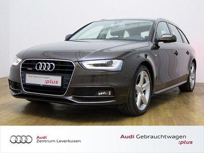 gebraucht Audi A4 Avant 2.0 TDI quattro S line NAVI ACC XENON