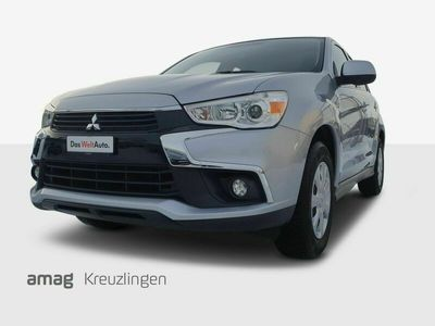 gebraucht Mitsubishi ASX 1.6 DID Value 4WD