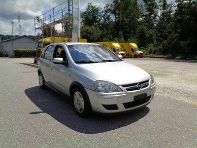 gebraucht Opel Corsa 1,4 Jg 2006 Klimaanlage*5-Türig*5-Gang*CD-USB