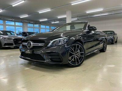 gebraucht Mercedes C43 AMG Cabriolet AMG 4Matic 9G-Tronic