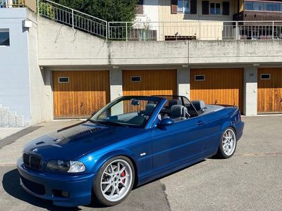 gebraucht BMW 330 Cabriolet 3er in gepflegtem Zustand