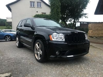 gebraucht Jeep Grand Cherokee 6.1 HEMI SRT8 Automatic