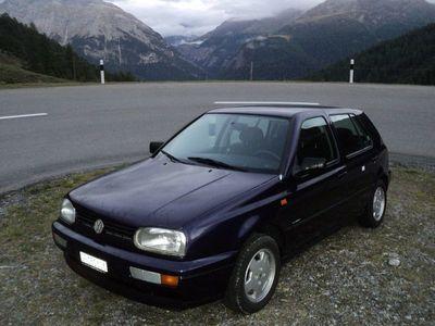 gebraucht VW Golf III 1.8 90 Sw.L.syncro ABS