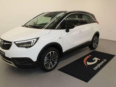 gebraucht Opel Crossland X 1.2 T 130 Ultimate