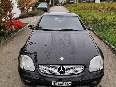 gebraucht Mercedes SLK320