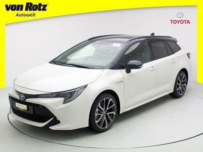 gebraucht Toyota Corolla 2.0 Hybrid Style TS