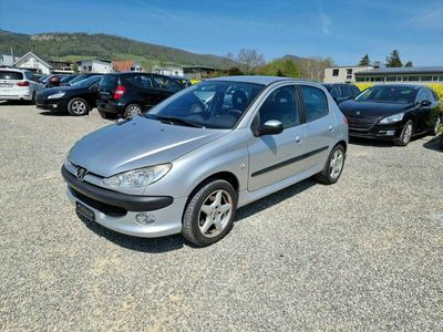 gebraucht Peugeot 206 1.6 16V (XT) Premium