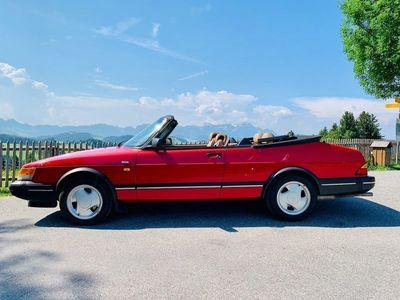 gebraucht Saab 900 Cabriolet