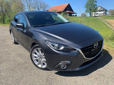 gebraucht Mazda 3 2.2 16V CD Ambition Plus Activematic