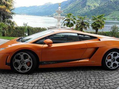 "gebraucht Lamborghini Gallardo Gallardo Sehr schönerLP 560-4 ""Superleggera"""