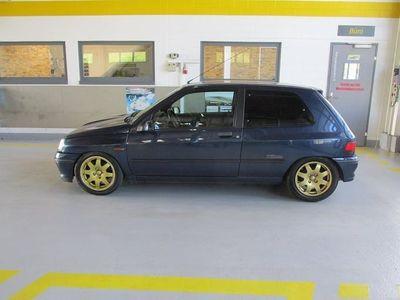 gebraucht Renault Clio 2.0 16V Williams