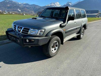 gebraucht Nissan Patrol 3.0 Di Comfort Plus Wagon