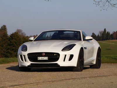gebraucht Jaguar F-Type Convertible 5.0 V8 R AWD