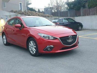 gebraucht Mazda 3 2.0 16V Ambition