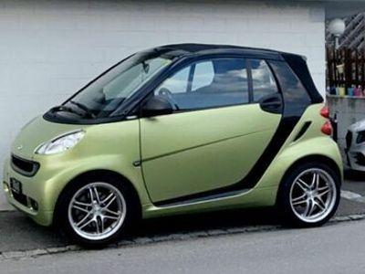 gebraucht Smart ForTwo Cabrio Brabus Design