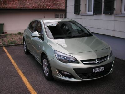 gebraucht Opel Astra 1.4i 16V Turbo Active Edition Automatic