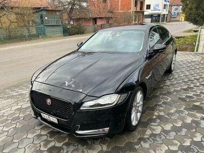 gebraucht Jaguar XF 20d Portfolio AWD Automatic