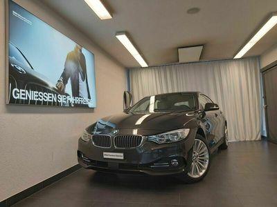 gebraucht BMW 428 4er i Gr.Cpé xDrive Luxury