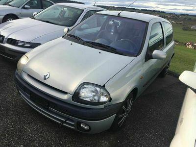 gebraucht Renault Clio III porte