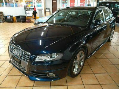 gebraucht Audi RS4 S4 / RS4 S4 Avant 3.0 TFSI quattro S-tronic S4 /S4 Avant 3.0 TFSI quattro S-tronic