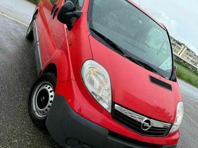 gebraucht Opel Vivaro 2.0 CDTI 2.9t L1H1
