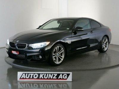 gebraucht BMW 435 4er 435 d Coupé xDrive Modern Line Steptronic