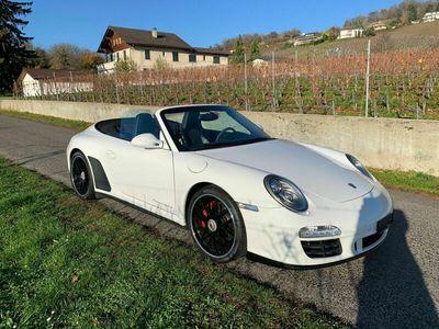 gebraucht Porsche 911 Carrera 4 Cabriolet 911 Cabrio GTS PDK 911 Carrera 4 GTS PDK
