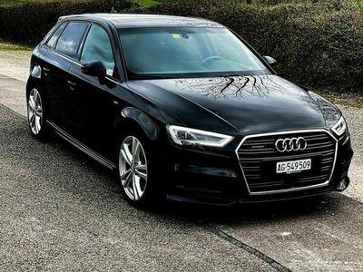 gebraucht Audi A3 Sportback 2.0 TDI Sport quattro
