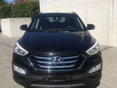 gebraucht Hyundai Santa Fe 2.2 CRDI Style 4WD Automatic