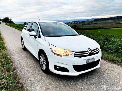 gebraucht Citroën C4 1.2 THP white