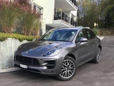 gebraucht Porsche Macan S Benzin - CH Fahrzeug mit Garantie 28.07.2021