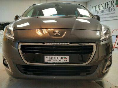 gebraucht Peugeot 5008 1.2 Pure Tech Allure