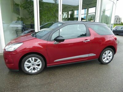 gebraucht DS Automobiles DS3 1.6 VTi SO Chic Automatic