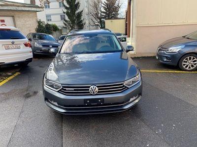 gebraucht VW Passat Variant 2.0 TDI SCR BMT Comfortline 4Motion